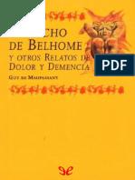 LIBRO- El Bicho de Belhome y Otros Relatos