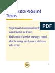 APRSG Comm Models
