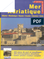 Cruising Guide AdriatiqueT.&D.thompson 2000