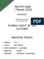 02 Maret 2016 Lipoma