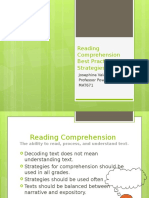 15-16 mat 671 assignment 2a reading comprehension   strategies ppt