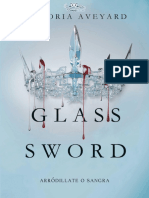 Glass Sword - Vistoria Aveyard
