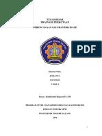 Laporan Drainase 1 Politeknik Negeri Malang