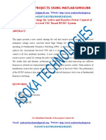 A New Control Strategy for Active and Reactive Power Control of Three-Level VSC Based HVDC System