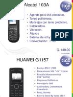 Catalogo TIGO Mayo 2010
