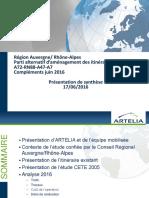 Etude Artelia sur l'amélioration de l'A47