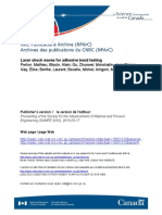 Perton_Laser Shock Waves for Adhesive Bond Testing, 2010