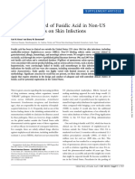 The Safety Record of Fusidic Acid in Non-US Markets a Focus on Skin Infections