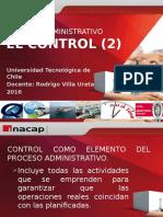 2_El Proceso de Control