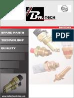 Baltech Switches