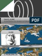 Hume e a Existência Do Mundo Exterior