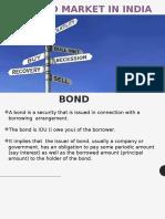 Security Analysis and Portfolio Management, Bond Market in India.