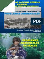 Problemas Ambientales. Semana 1