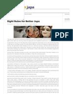 Eight Rules for Better Japa | Hare Krishna Japa
