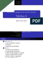 Introduccion a Sibelius 6