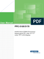 PPC-3150 3170 User Manual ENG Ed.1