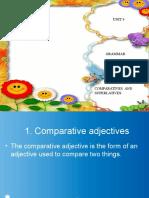 Lesson Comparative GVDG
