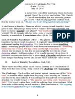Luke 17-05-10 Scandalized (2)_Motives Matter