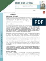 La Receta Perfecta- Ficha Del Mediador (1)
