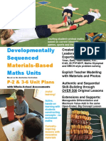 Free Sample Maths Units