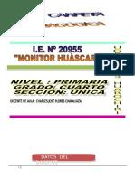 Carpeta Pedagogica Primaria 2012