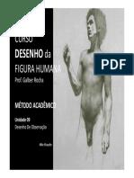 AULA-9-Desenho Da Figura Humana- Galber Rocha