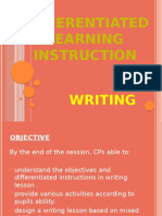 S5 Writing PPT Slides