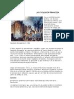 Aguirre Lennin - Revolución Francesa