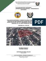 Informe Definitivo - Piedra de Bolívar