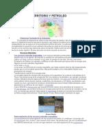 Soberanía Territorio y Petroleo