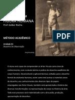 AULA-1-Desenho Da Figura Humana- Galber Rocha - 2016