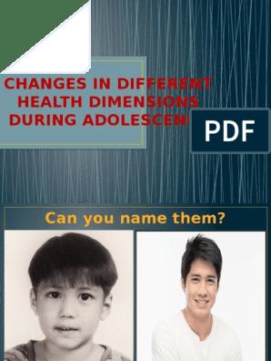 Puberty name foto