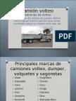 Camión Volteo