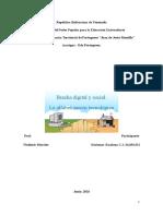 Brecha Digital y Social Dorismar
