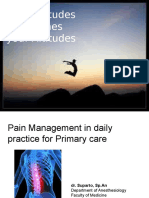 Pain Management for Primary Care