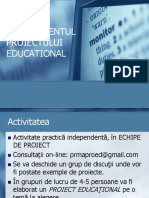 Activitati Si Evaluare Mai-iunie 2016