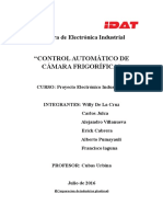 Proyecto - Control Automático de Cámara Frigorífica 08-07