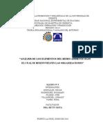 Teoria Organizacional y Analisis Del Entorno
