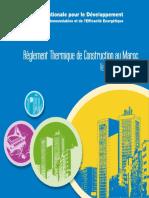 Reglement thermique des constructions Maroc.pdf