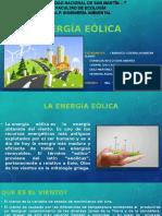 Fuente de Energia Renovable Energia Eolica