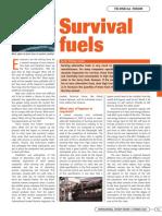 Survival Fuels