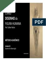 AULA-2-Desenho Da Figura Humana- Galber Rocha - 2016