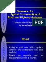 Lec04-Elements Road and Drainange