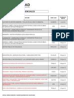 Programas de Especialización.- Virtual (a Distancia) - Provincias