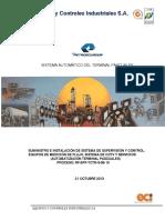 Alcance Técnico - Terminal Pascuales