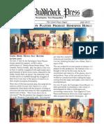 Puddledock Press July 2016