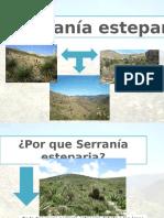 Ecoregion Serrania Esteparia