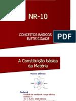 Nr-10 Conceitos Básicos de Eletricidade
