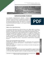1.- ESPEC. Tecnicas Finales