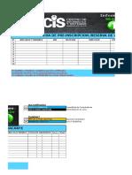 Cuadro de Inscripción Digital - Cursos Mayo